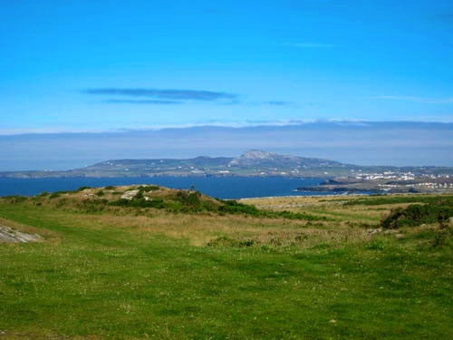 Rhoscolyn coastal walk- Holyhead Mountain