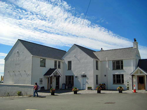 White Eagle pub, Rhoscolyn3
