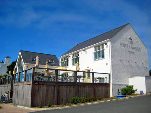 White Eagle pub, Rhoscolyn5